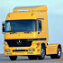 Mercedes Benz Actros MP1
