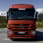 Mercedes Benz Actros MP3