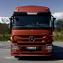 Mercedes Benz Actros MP3